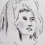 De Tijd (schets) Nicole Pluim