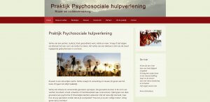 Praktijk Psychosociale Hulpverlening