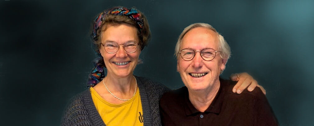 Nicole Pluim en Martinus de Kam expositie en boekbespreking